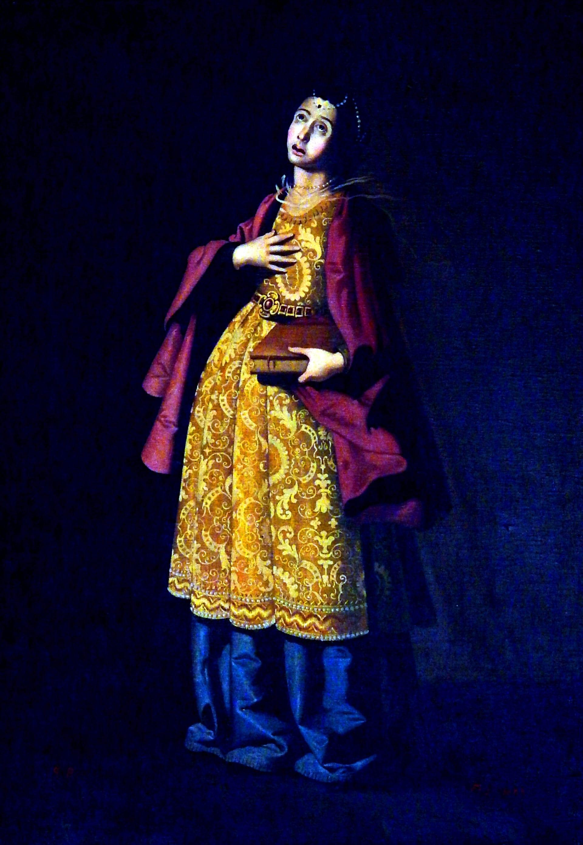 Jose de Zamora painting