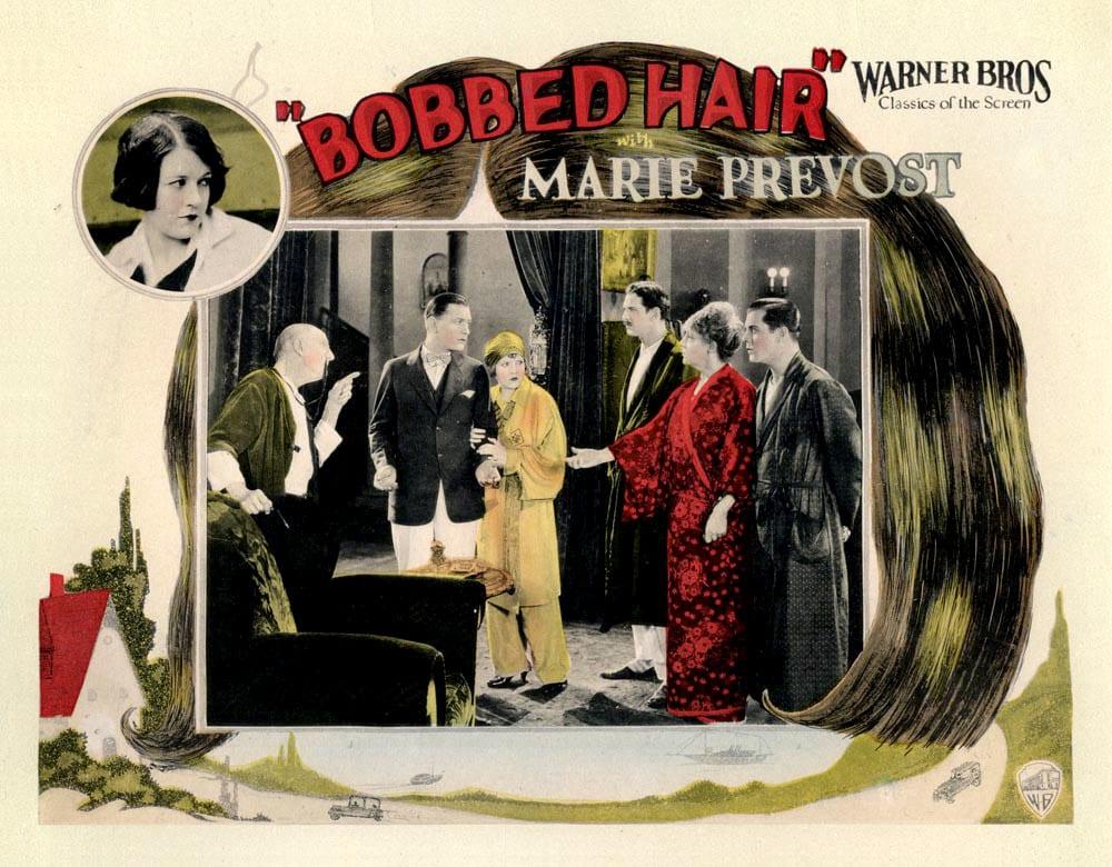 1925 Bobbed Hair (story) Poster