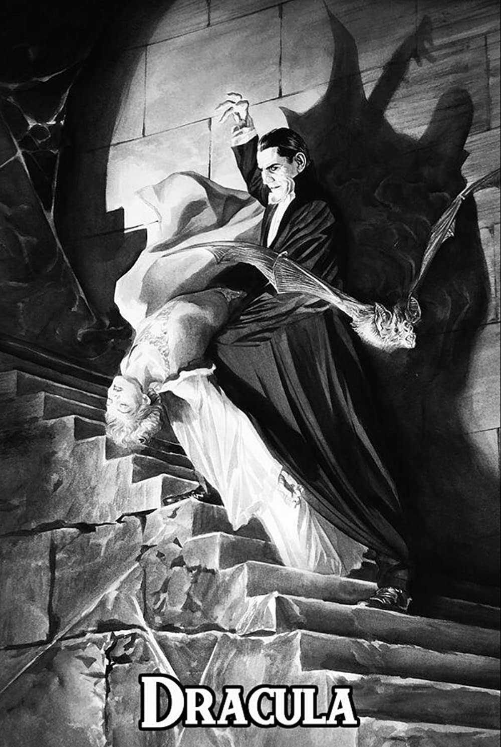 1931 Dracula (contributing writer – uncredited) Poster