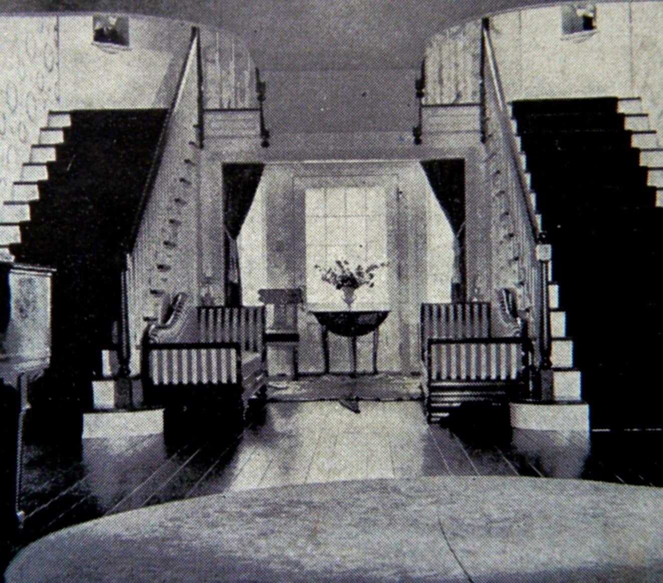 1941 photo of settes